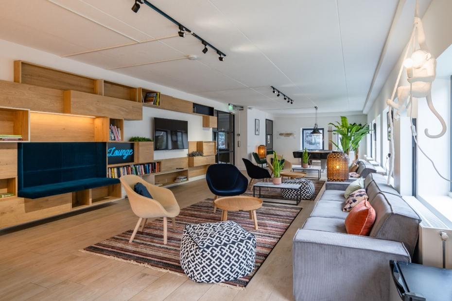 Rive Living wall unit