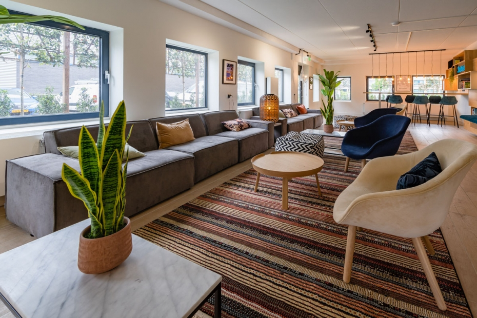 Rive Living Interior