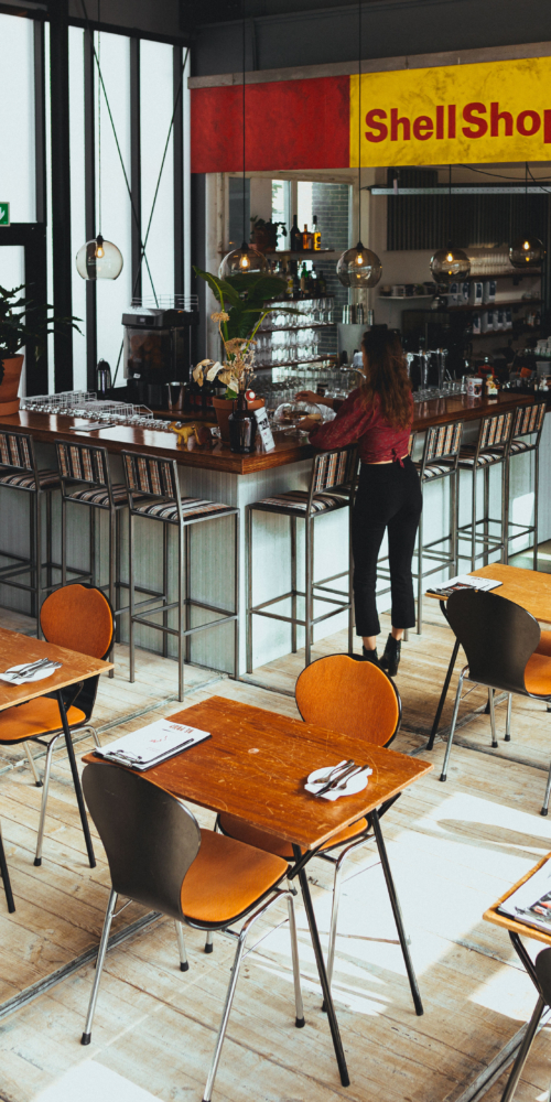 Restaurant De Pomp